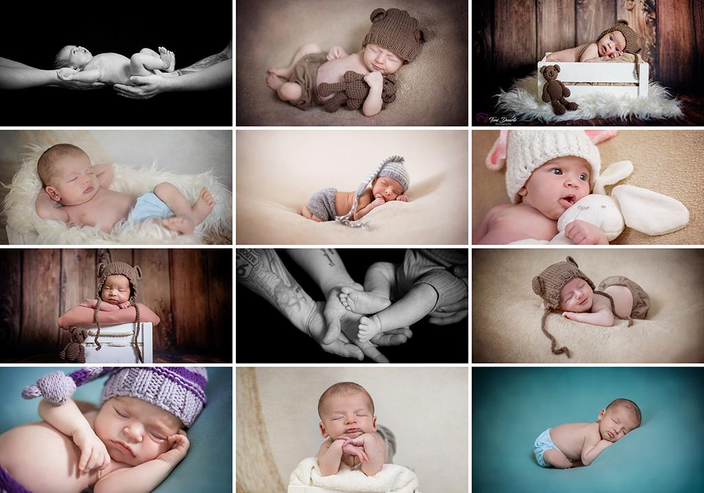 Sesiones Newborn en Valencia