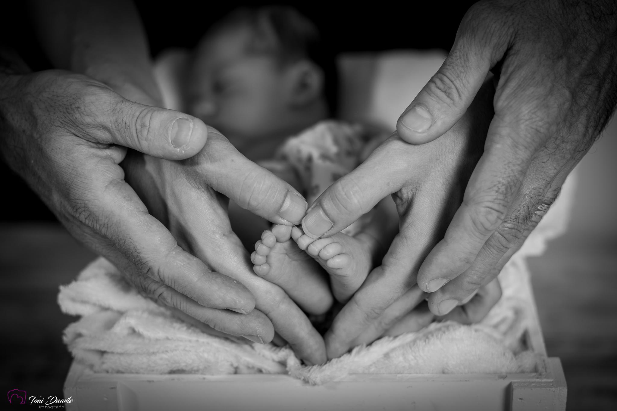 Sesiones recién nacido en valencia