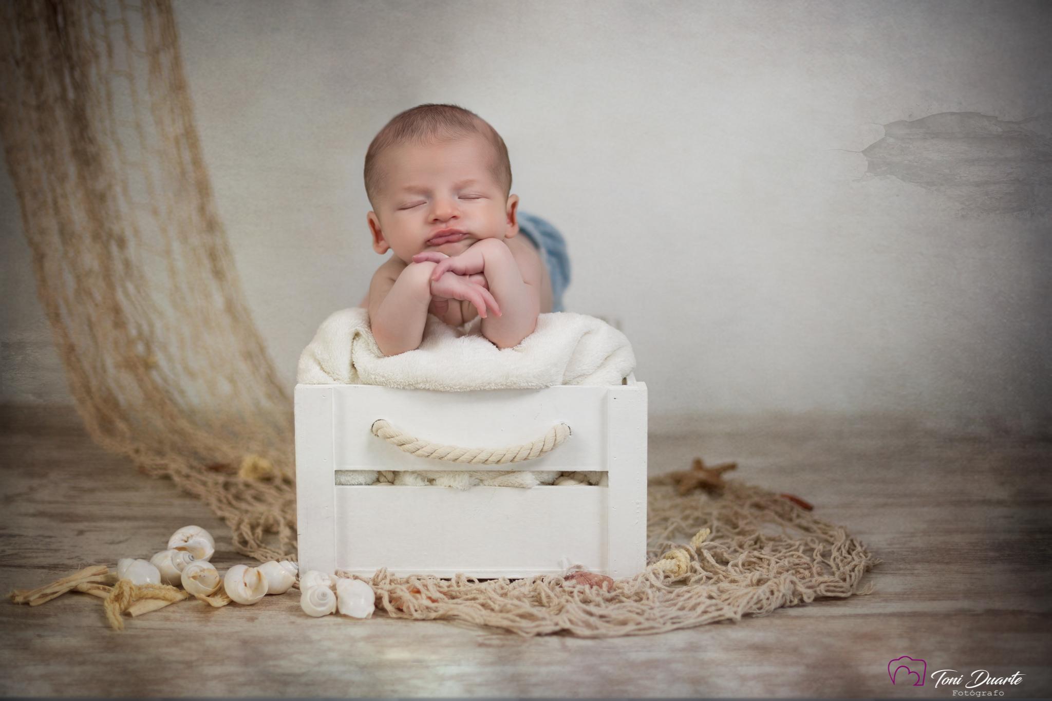 Sesiones recien nacido en valencia